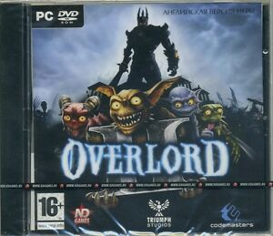 Overlord Ii Pc Dvd Russian Market Edition In English Ebay