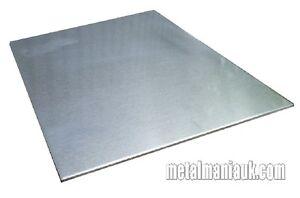 Aluminium Sheet 1050 H14 250mm X 250 Mm X 2mm Ebay