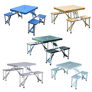 Portable-Folding-Camping-Picnic-Table-Party-Outdoor-Garden-Chair-Stools-Set