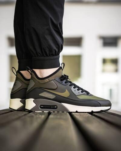 Nike 90 Noirtaille Max CouleurOlive Ultra 44 Mid Air Vert Chaussures iOZTkXPu