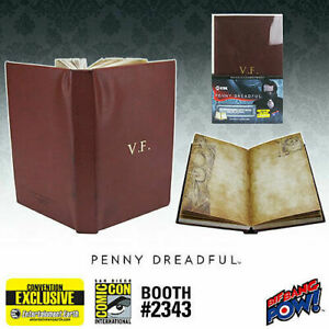 Penny-Dreadful-Frankenstein-Sketchbook-Journal-Notebook-ComicCon-Exclusive