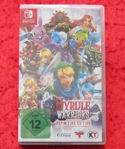 Hyrule-Warriors-Definitive-Edition-Nintendo-Commutateur-Zelda-jeu-nouveau-Deutsche-V