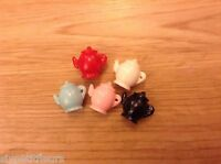Miniature Resin Teapot 1:24th Scale Dolls House Kitchen Cafe Uk Seller