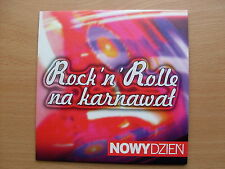 CD Rock 'n' Roll'e na karnawał *Chubby Checker*Pat Boone*Chuck Berry*The Champs