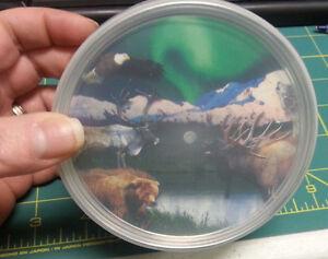 Alaska-puzzle-in-sealed-tin-100-piece-8-1-4-034-x11-3-8-034-animals-amp-scenery-LAST-1
