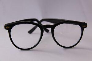 Kleine Sonnenbrille Rahmen Schwarz Aus Kunststoff GlÄser Klar Supplement Die Vitalenergie Und NäHren Yin Damen-accessoires Sonnenbrillen & Zubehör