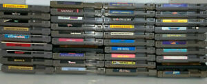 10-Nintendo-NES-Cartridge-BLOWOUT-Huge-Lot-RARE-Updated-1-17-21-Tested