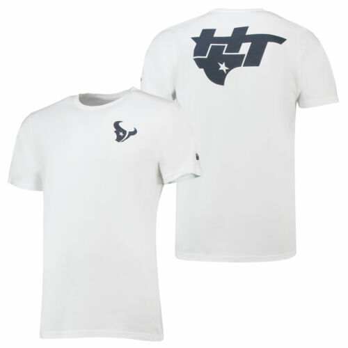 NFL Houston Texans New Era Core Dual Logo T Shirt Mens