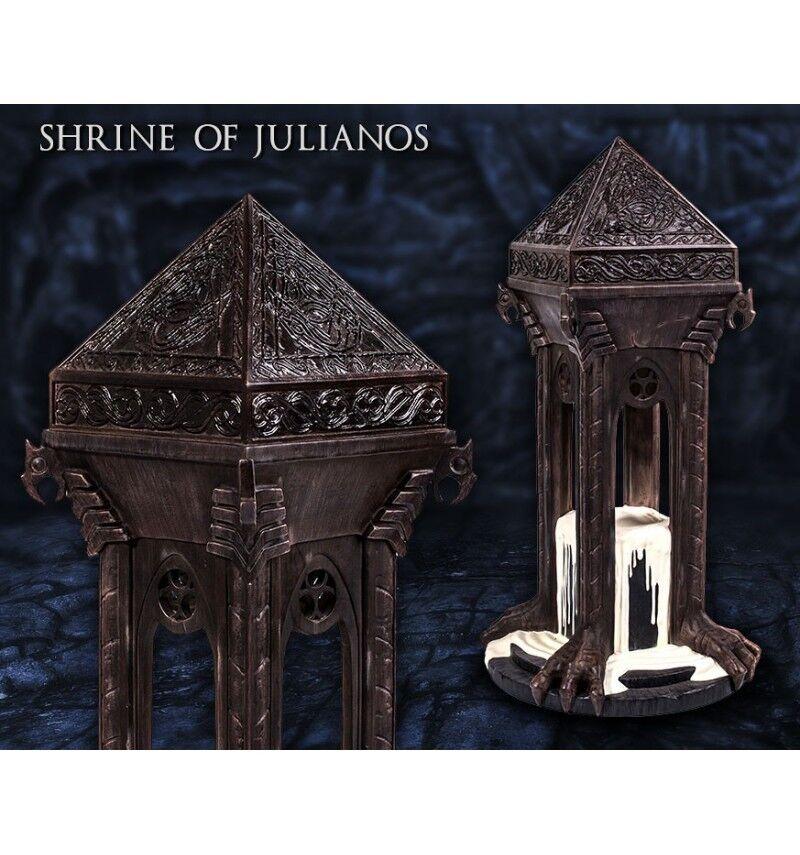 Gaming Heads Santuario of Giulie Statua Il L'anziano Scrolls V Skyrim in