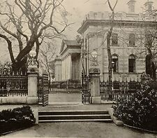 1899 stampa COLONIALE Sud Africa sudafricano biblioteca pubblica Colonia