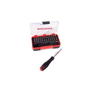 dac 51 piece winchester gunsmith screwdriver set 363158 ebay. Black Bedroom Furniture Sets. Home Design Ideas