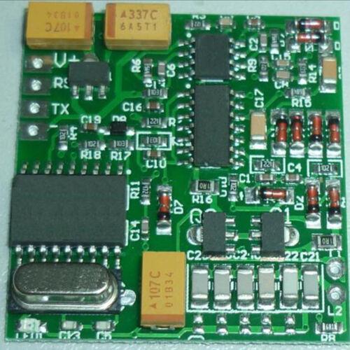 Long distance Card Reader Part 134.2K AGV RFID Animal Tag TTL FDX-B ISO11784//85