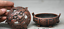 3-8-034-Old-Chinese-Red-Bronze-Dynasty-Beast-Zun-Statue-Incense-Burner-Censer thumbnail 7
