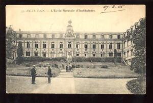 France-BEAUVAIS-Ecole-Normale-PPC-1905