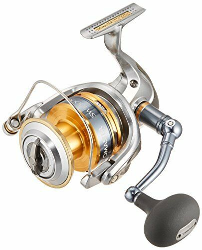 New Shimano saltwater Spinning reel Biomaster SW 10000HG Japan