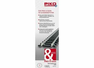 PIKO-55300-Confezione-binari-A-Track-Set-A-HO-1-87