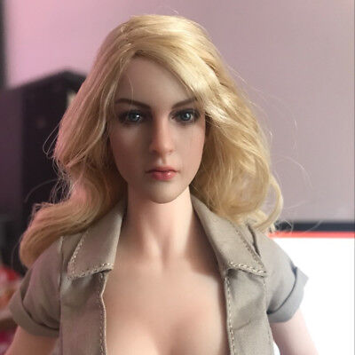 1:6 KIMI TOYS Red Cap Female Head sculpt KT007 For 12/'/' PH Body Figure