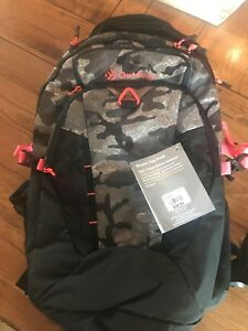 Outdoor-Products-Black-Backpack-Kinetic-Day-Pack-Padded-18-5-034-Camouflage