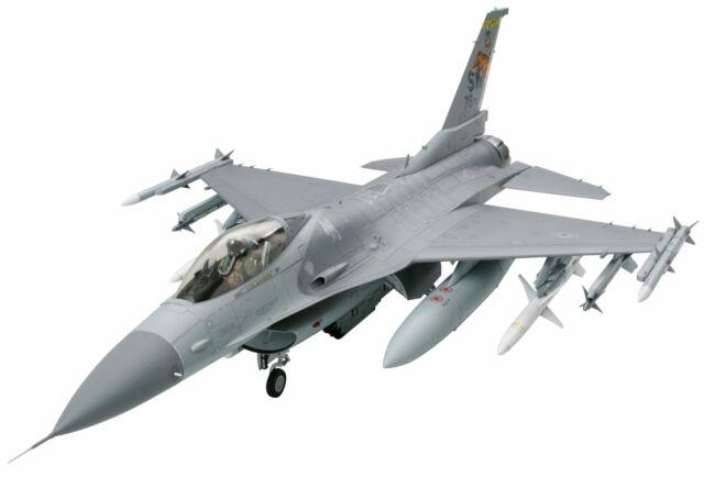 Tamiya 1/32 Avión Serie No.15 Eu Air Force Lockheed Martin F-16CJ Japón F / S