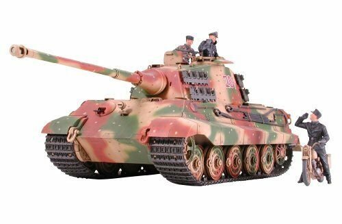 Tamiya 1 35 Tedesco re Tiger Ardenne Anteriore  Kit modellolololo Nuovo da Giappone  buona qualità