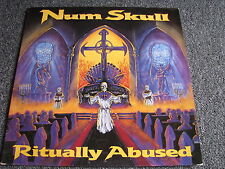 Num Skull-Ritually Abused LP-1988 US-GWR Records-Trash-33 U/min-Album-GWLP 42