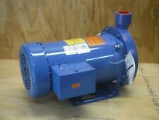 New 125mc1h5e0 Goulds 3 Hp 230 Volt 3 Phase Cast Iron Centrifugal Water Pump