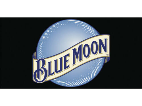 vn0078 Blue Moon Beer Bar Pub Banner