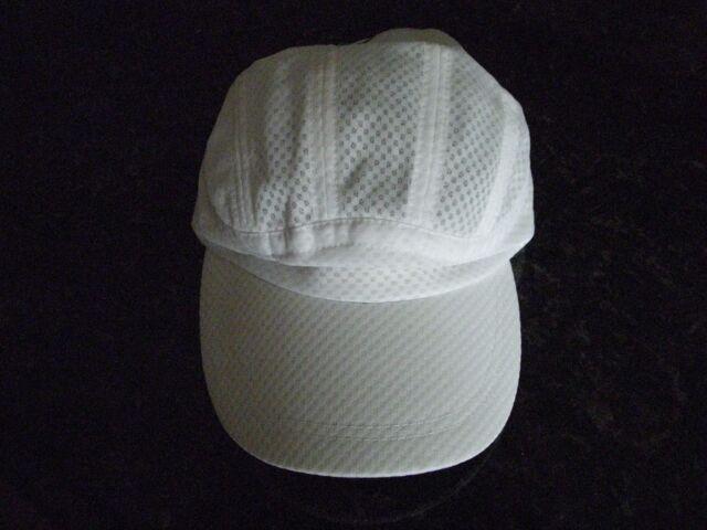 NWT FILA Sport Moisture-Control Ciba Stretch Fitness Golf Running Cap Hat 848d7be920dc