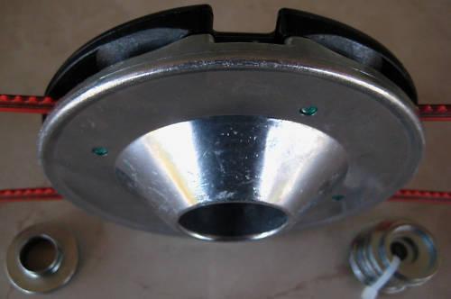 40 x Nylonfaden FLEXI-BLADE Ø 3,5 mm Universal 2-//4-FADENKOPF für Motorsensen