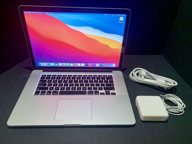 """Apple MacBook Pro 15"""" RETINA (2015) 2.5 GHz / 16 GB / 500GB  SSD / 2GB R9 MX370"""