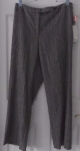 Austin Reed Women Herringbone Trousers Pants Slacks Sz 14p New With Tags Ebay