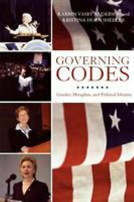 Governing Codes : Gender, Metaphor, and Political Identity-ExLibrary