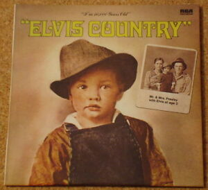 CD-Album-Elvis-Presley-Elvis-Country-Mini-LP-Style-Card-Case-NEW
