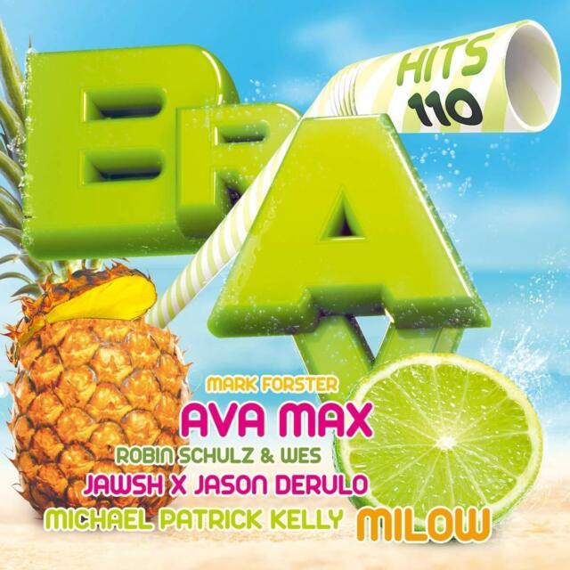 Various - Bravo Hits Vol. 110 (2020) 2CD | NEU&OVP