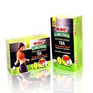 Orbit Garcinia Cambogia Weight Loss Detox Slimming Teatox Diet Tea