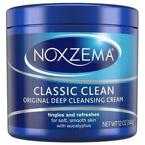Noxzema-Classic-Clean-Cream-Original-Deep-Cleansing-12-oz-Pack-of-3