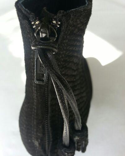 Suede 6 Støvler High Tassel 39 Eff Snake Ankel Heels Black Marta Platform Jonsson 1wqgPz0I