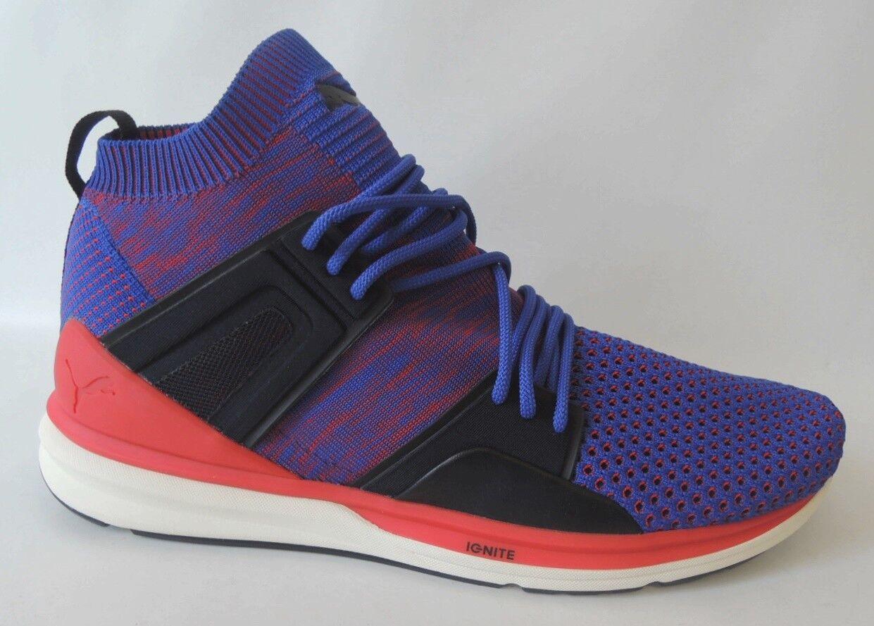 NEU Puma B.O.G: Limitless Hi Evoknit 43 Herren Socken Schuhe Sneaker 363134-06