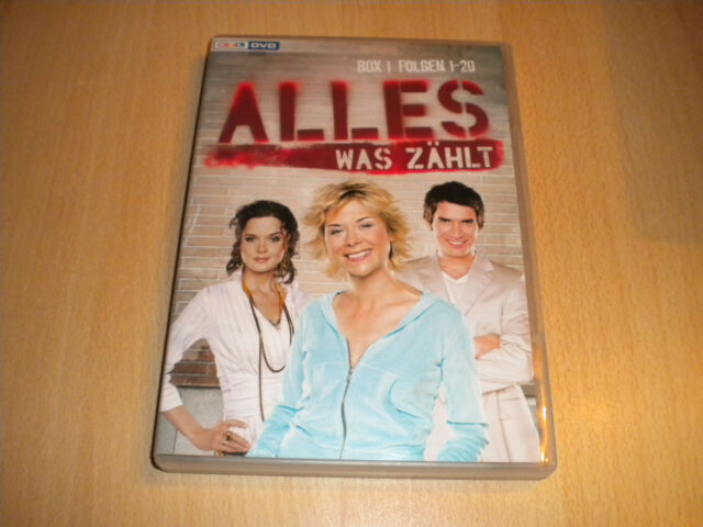 Alles was zählt - Box 1, Folgen 01-20 [3 DVDs] von Klaus Wi... | DVD | H3