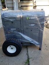 Cobra Generator M 9500 Industrial Generator 9500 Watts