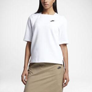 Nike-Femmes-Vetement-de-Sport-Tech-Paquet-Polaire-T-Shirt-Epargner-45-XL-Yoga
