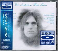 Sealed! ERIC ANDERSEN Blue River JAPAN Blu-spec CD SICP-20101 w/Obi OOP LTD