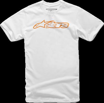 Alpinestars Kids Ageless Tee t-Shirt Logo Manches Courtes Coupe Moderne Gar/çon