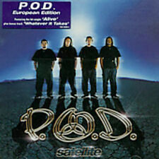 - CD nuovo incelofanato P.O.D. - Satellite [CD New