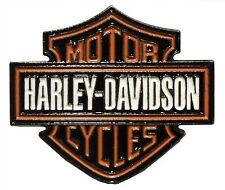 Harley Davidson Motorcycles USA Motorbike Metal Biker Enamel Pin Badge NEW