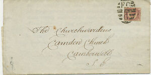 2427-1875-QV-1-2-d-rose-red-Pl-12-039-LR-039-VF-printed-matter-034-E-C-G-034-CAMBERWELL