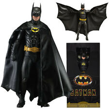 "Batman 1989 Movie Michael Keaton 18"" 1/4 Scale Action Figures Neca NIB DC comics"
