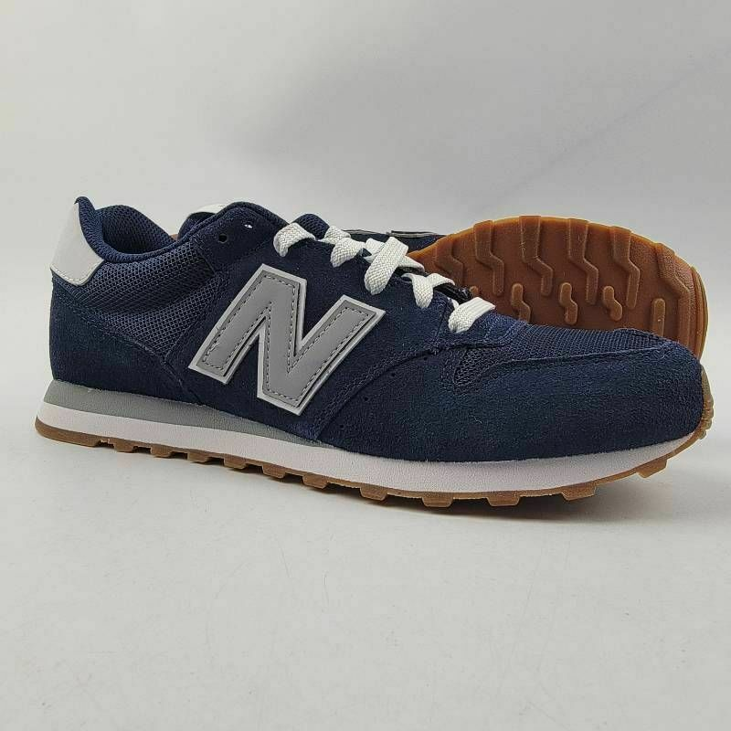 Size 9.5 - New Balance 500 Navy Gum for sale online   eBay