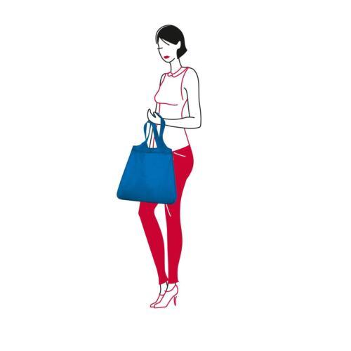 Reisenthel Mini Maxi Pieghevole Shopper Vari Colori Modi