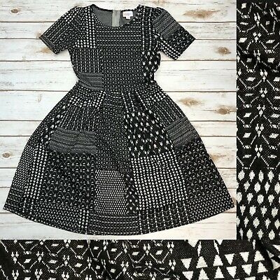 Tribal Womens L//s Knit Jacquard Stripe Top